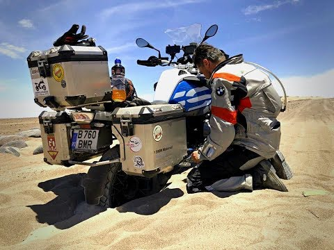 R1200GS Epic Adventure in South America | Chile