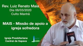 Luiz Renato Maia -  Manhã