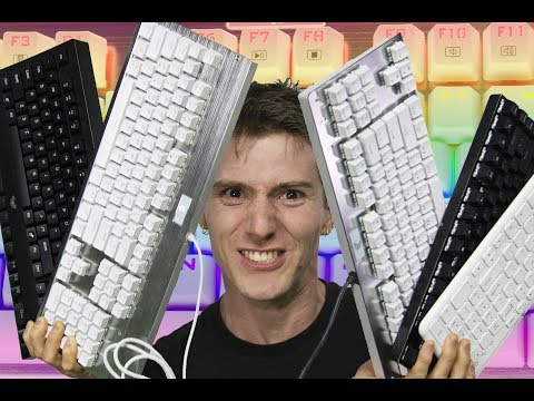 Cheap $45 Mechanical Keyboard Round Up!