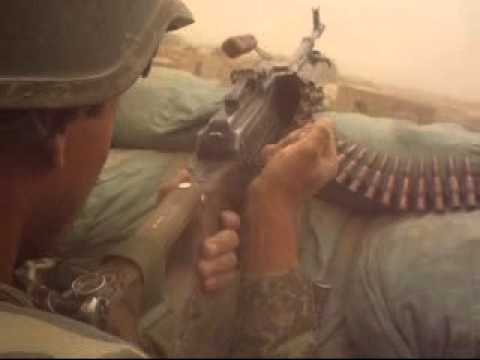 3d Bn 1st Marines Firefight in southern Helmand Province at Patrol Base May