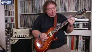 "Original 1959 Gibson Les Paul ""The Beast"" vs PRS SE Bernie Marsden"