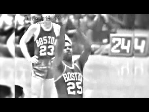 K. C. Jones 9pts, 6a, 4reb (1963 NBA Finals G6 Full Highlights)