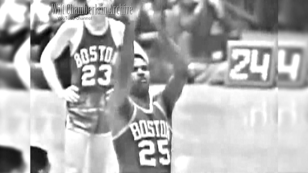 K. C. Jones 9pts, 6a, 4reb (1963 NBA Finals G6 Full Highlights) - YouTube