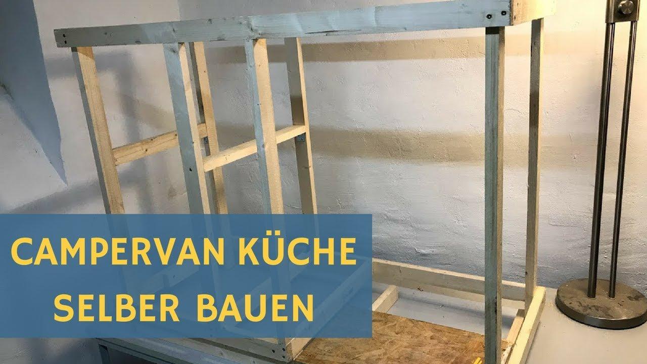 Wohnmobil Küche Selbst Bauen   Sprinter Campervan