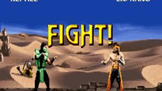 [TAS] SNES Ultimate Mortal Kombat 3 - Randper Kombat