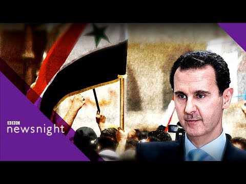 Has Assad won the Syrian war? - BBC Newsnight