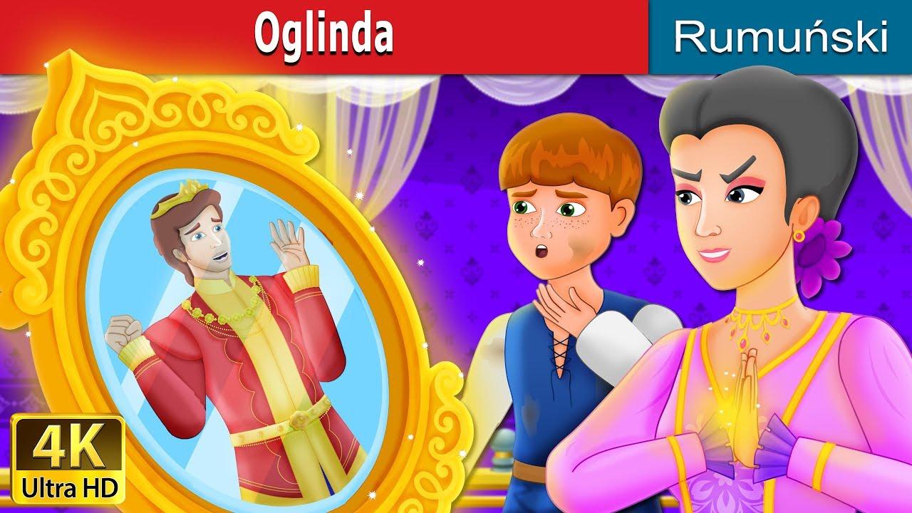 Oglinda | The Mirror Story | Povesti pentru copii | Romanian Fairy Tales