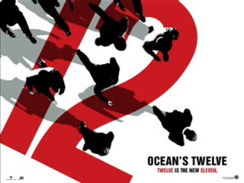 Ocean's 12 Soundtrack - 7-29-04 the day of