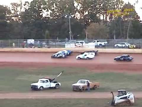 411 Motor Speedway Modified Mini 10 27 07