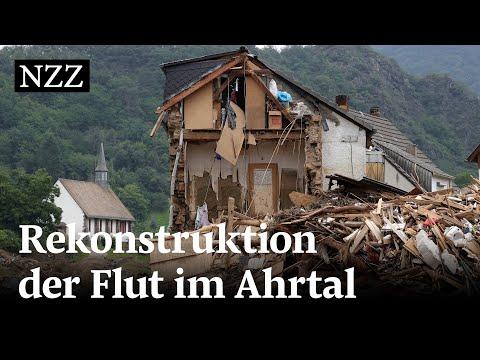 Wie das Hochwasser in Ahrweiler so verheerend wurde