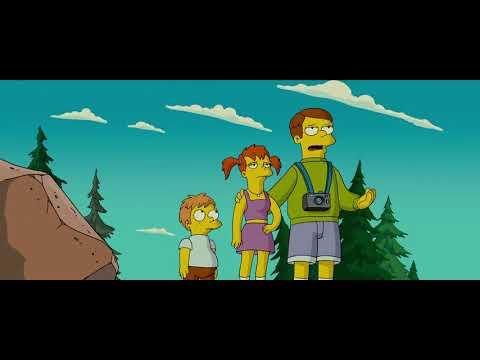 The Simpsons Movie Tom Hanks Cameo Hdtv 2007 Youtube