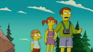 The Simpsons Movie - Tom Hanks Cameo (HDTV 2007)