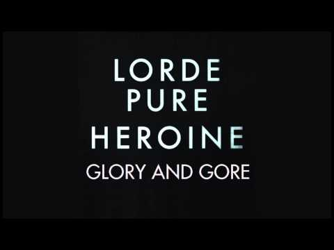 Lorde - Glory and Gore (Instrumental Remake)