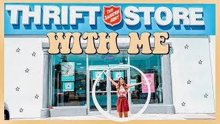 COME THRIFT WITH ME FOR SUMMER ☆ Salvation Army Thrift Store