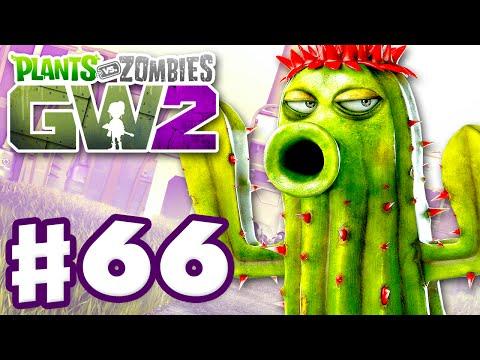 Plants vs. Zombies: Garden Warfare 2 - Gameplay Part 66 - Cactus! (PC)