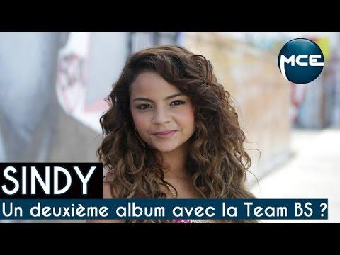 Sindy: un deuxième album avec la Team BS ? Elle répond !