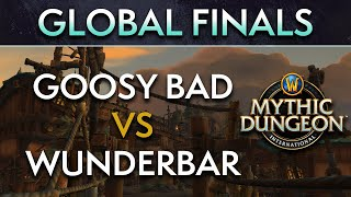 Round One | WUNDERBAR vs Goosy Bad | MDI Global Finals Day 1