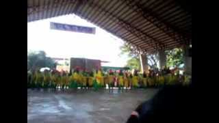 calacatchara festival.... (caba national high school) calaca batangas