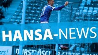 Hansa-News vor dem 36. Spieltag