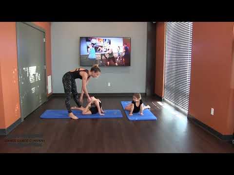 Pre Acro Dance Class- Lesson 1