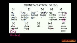 Чтение сложных английских слов -1