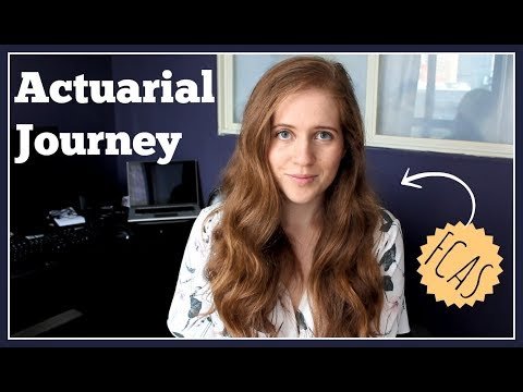 My Actuarial Journey 2017 | FCAS at 25