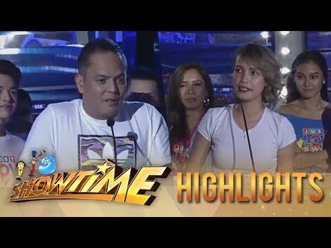 It's Showtime PUROKatatawanan: Showtime dancer faces Direk Bobet in PUROKatatawanan