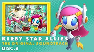 3-37. Break Time Breakdown - KIRBY STAR ALLIES: THE ORIGINAL SOUNDTRACK