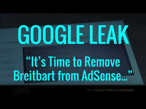 "LEAK: Googlers Petition ""to end Google's business with Breitbart"