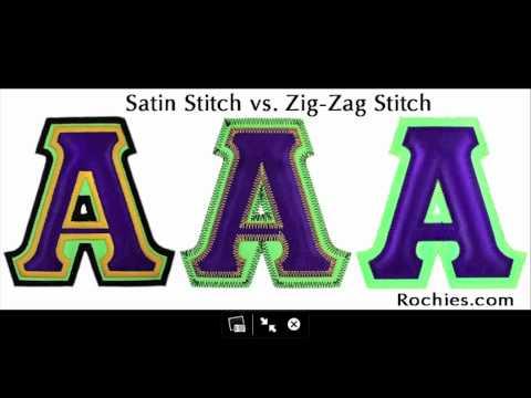 letters rochies originals