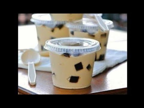 Coffee Jelly (Pang Business Part 3) | Taste Buds PH - YouTube