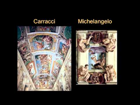 ARTH 2020 Catholic Baroque 2: Ceiling Painting