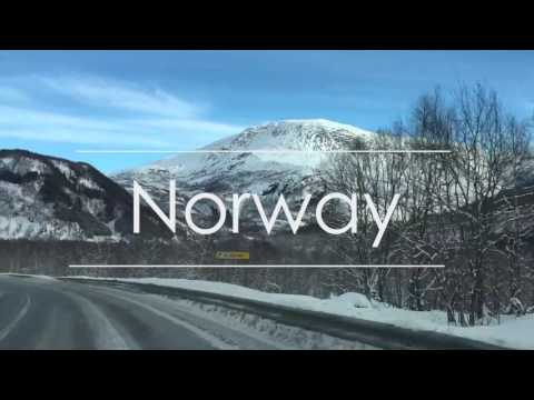 Driving from London to Tromsø