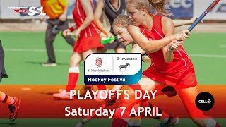 St Mary's Hockey Festival, Playoffs Day, 7 April 2018