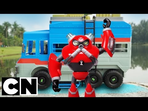 all-ben-10-toy-shorts-|-compilation-|-cartoon-network
