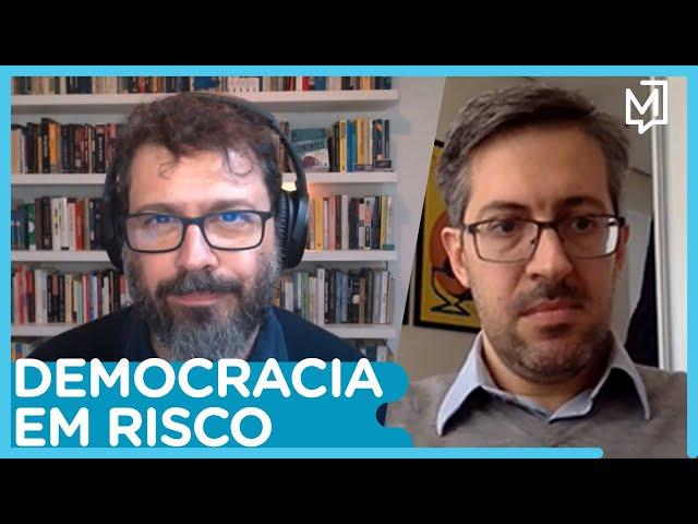 Conversas: Conrado Hubner explica o papel do STF na manutenção da democracia brasileira