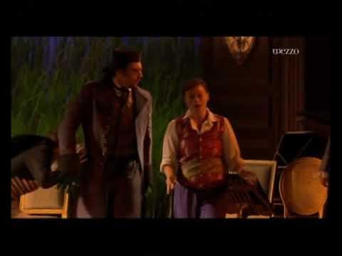 Vesselina Kasarova goes full Baritonal in her astonishing Ruggiero