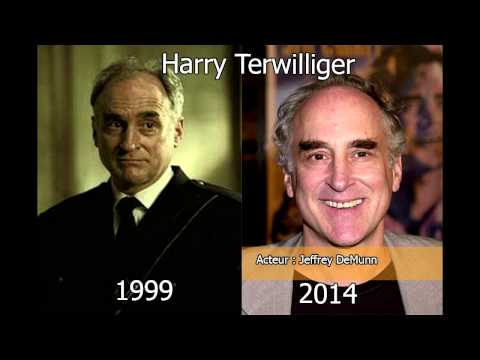 The Green Mile Actors - Then and Now 2014