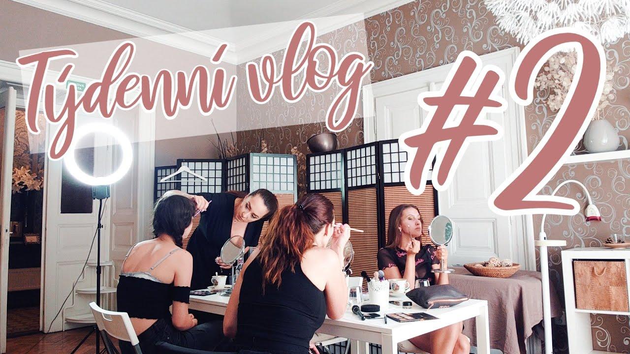 Týdenní vlog #2 - Nové oblečení, brunch s Cosmopolitanem, Verča mi odjela na chatu... | TMT