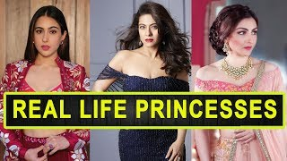 Top 9 Real Life Princesses Of Bollywood Who Belongs To Royal Family