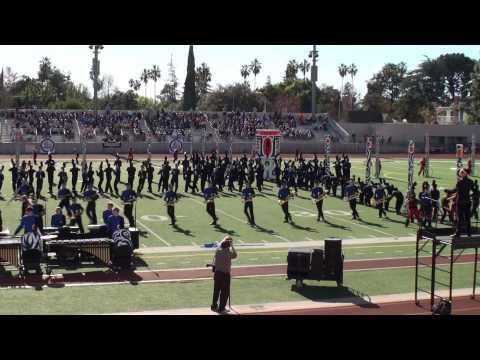 Carmel HS Marching Greyhounds  2014 Pasadena Bandfest