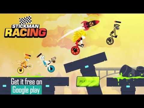 Stickman Racing 홍보영상 :: 게볼루션