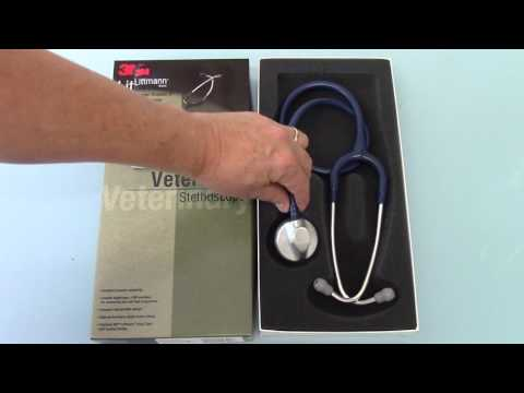 Littmann Veterinary Stethoscope Navy Blue Review