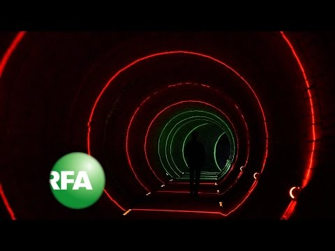 China Re-Brands Cold War Nuclear Bunker as Tourist Draw | Radio Free Asia (RFA)
