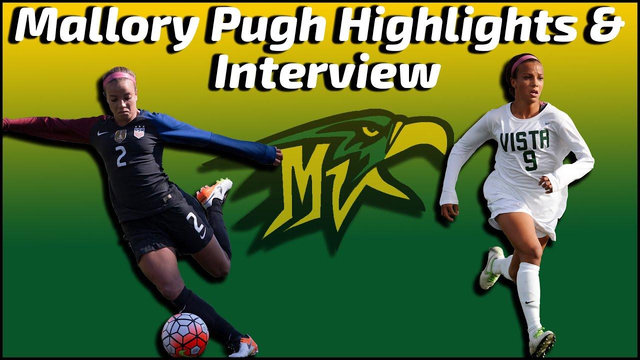 Mallory Pugh Mountain Vista USA Soccer Forward