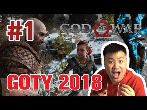GAME OF THE YEAR 2018 !! - God of War [Indonesia] PS4 #1