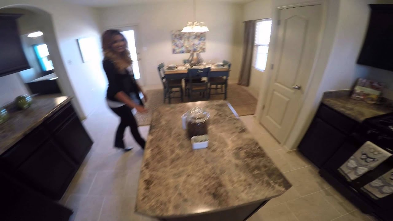 Desert View Homes Model In Legends West Las Cruces Nm Youtube