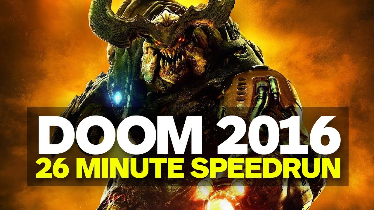 doom 2016 finished in