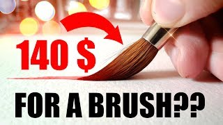 I Bought a $140 Brush... Is It Worth It?