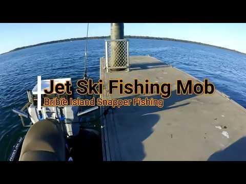 Bribie Island Snapper Fishing